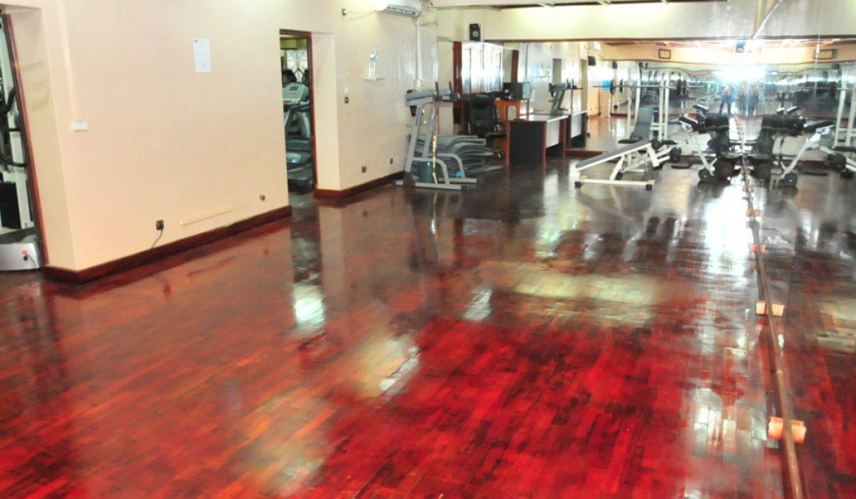 Ouverture du Fitness Center de la MUNDI