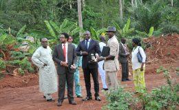 Visite guidée du chantier Club- MUNDI
