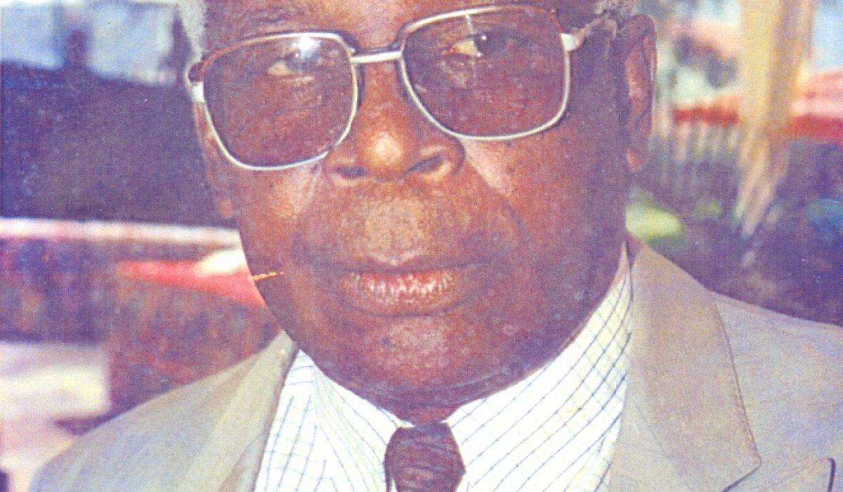 Décès du retraité M. MBARGA Célestin